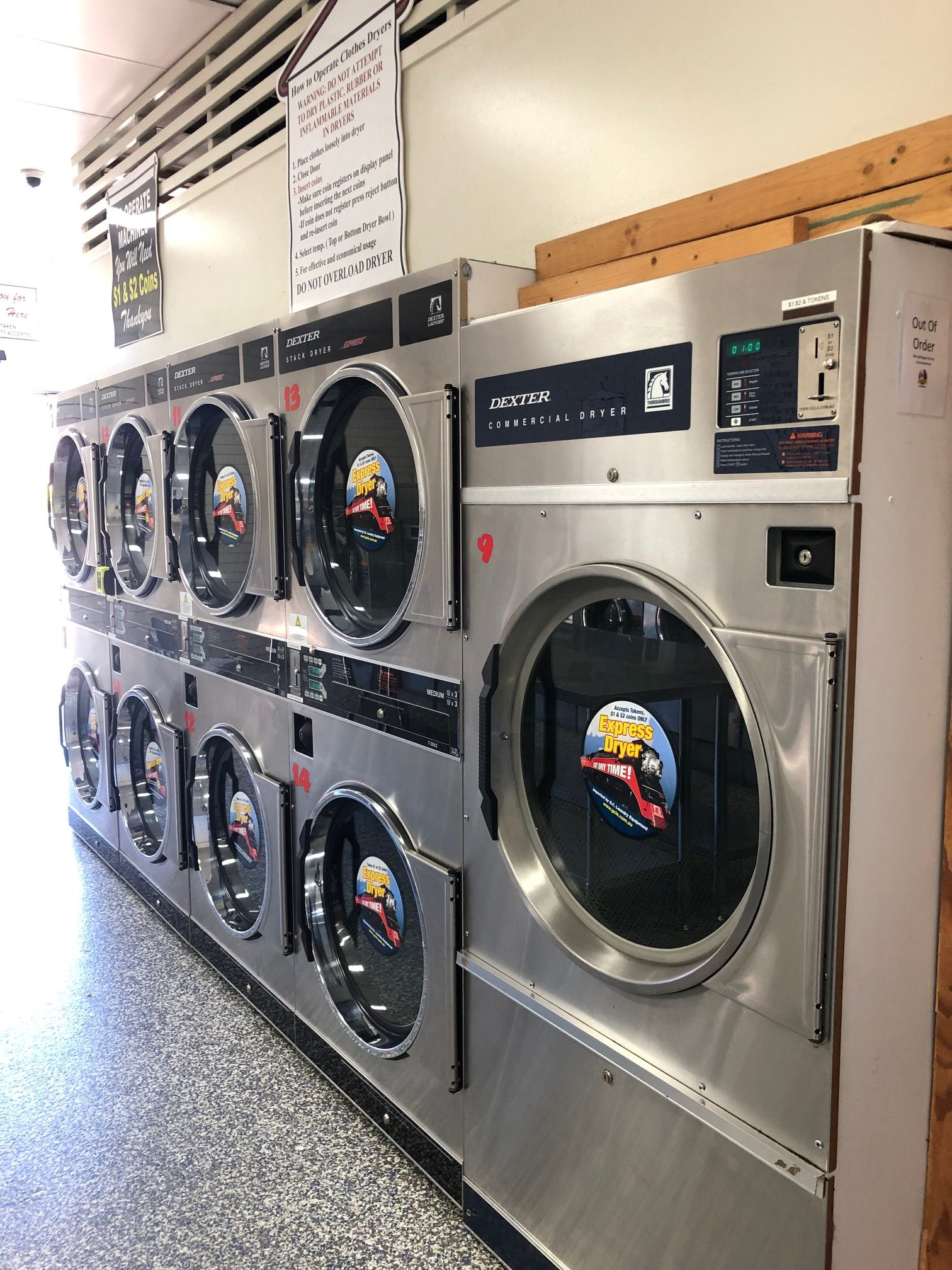 Laundromat   All Fresh Laundry   Your Local laundromat   All